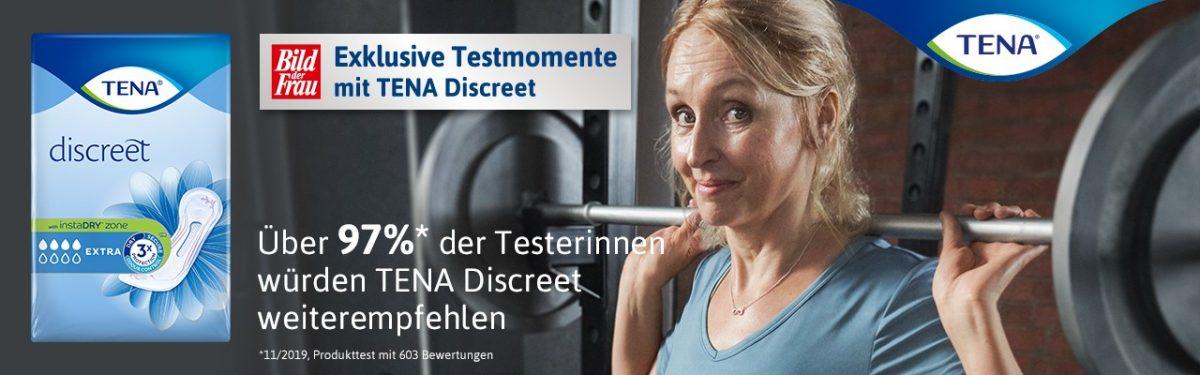 TENA Discreet Extra
